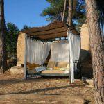 Casa di l'onda espace de repos, calme, sur lit extérieur