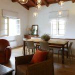 Casa di l'onda salon lumineux design pièce à vivre dans la villa