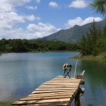 Casa di l'onda voyagez en vacances en Corse à côté d'un superbe lac