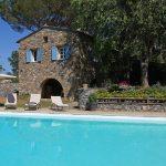 Casa di l'Onda location de maison en Corse avec piscine