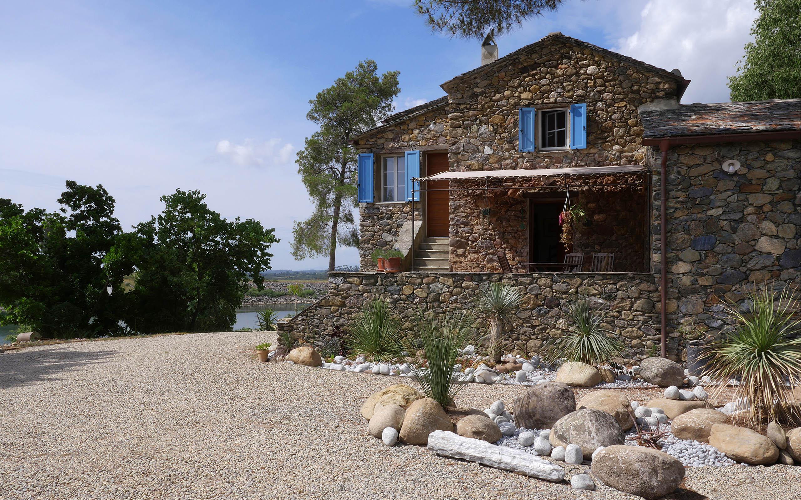 Casa di l'Onda location de villa en Haute Corse